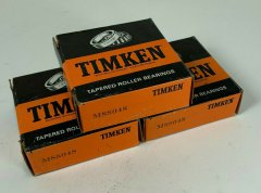 TIMKEN bearing assembly preparation work and assemb