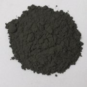 Is graphite used as an electrode material for anode